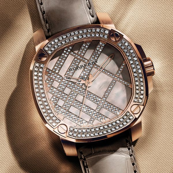 Burberry The Britain Icon Check for Women Limited Edition