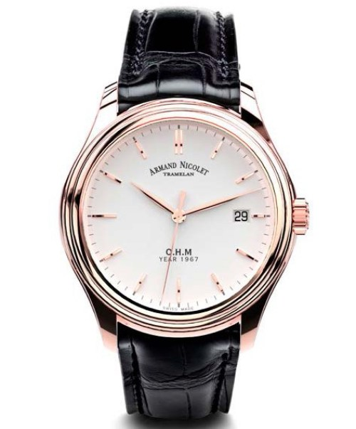 Armand Nicolet O.H.M. L15 Limited Edition watch