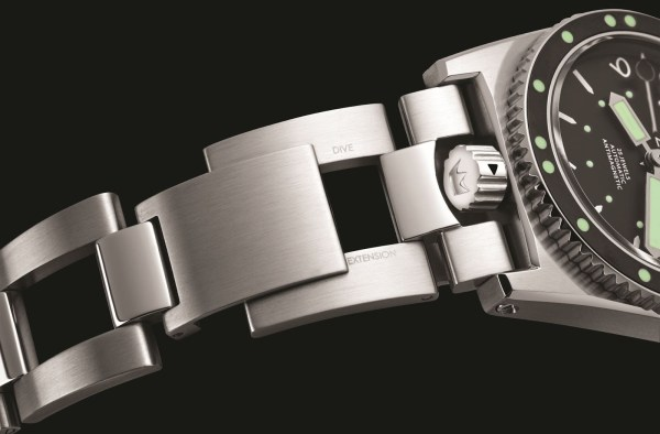 ZRC Grands Fonds 300 diving watch re-edition CPS ™ - Crown Protection System