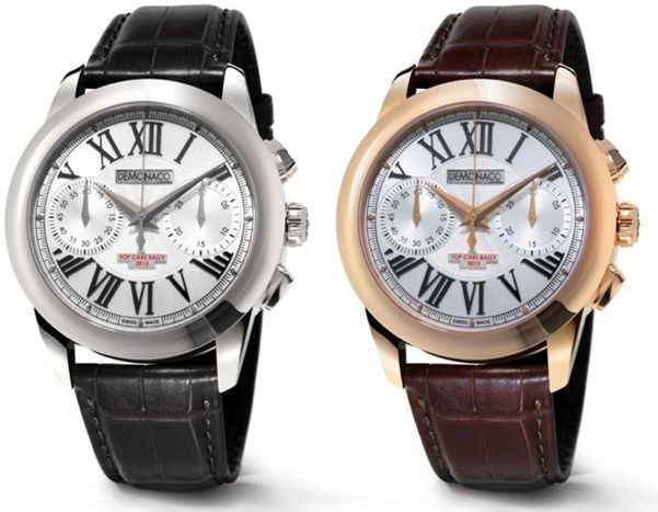 Ateliers deMonaco Admiral Flyback Chronograph Top Cars Rally 2015 Special Edition
