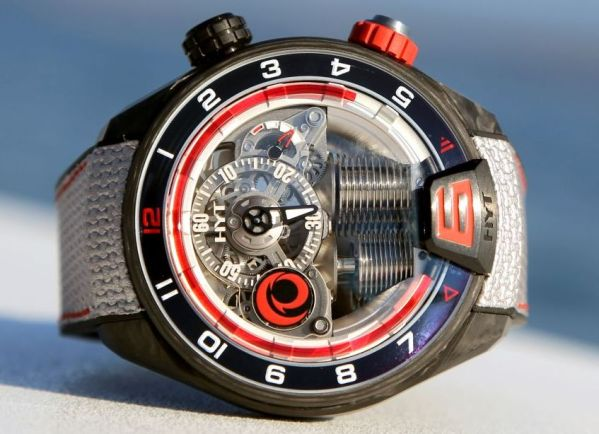 HYT H4 Alinghi Limited Edition