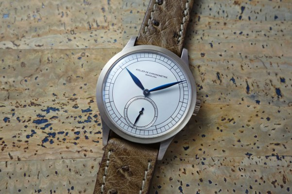 Atelier de Chronométrie AdC#1 watch