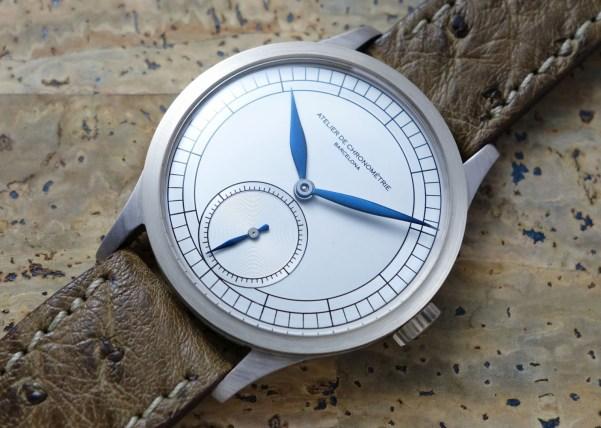 Atelier de Chronométrie AdC#1 watch Model: Observatoire Chronometer