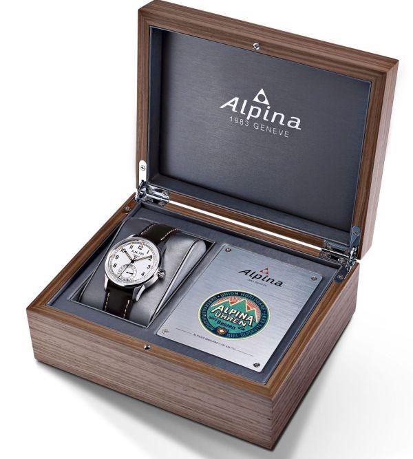 Alpina Alpiner Heritage Manufacture KM-710 watch box