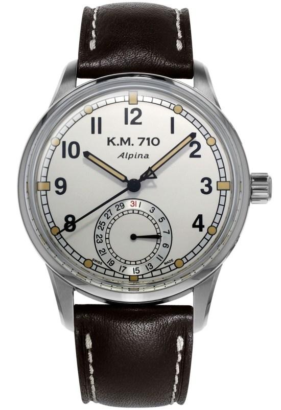 Alpina Alpiner Heritage Manufacture KM-710 watch