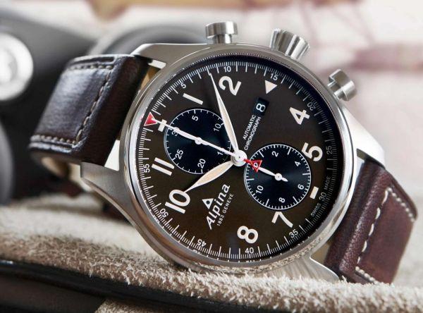 Alpina New Startimer Pilot Automatic Chronograph