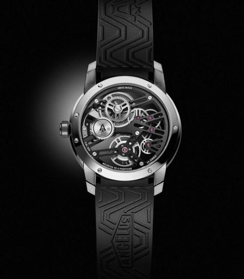 Angelus U40 Racing Tourbillon Skeleton watch
