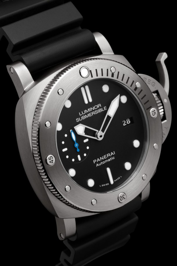 Panerai Luminor Submersible 1950 3 Days Automatic Titanio, 47mm (Reference: PAM01305)