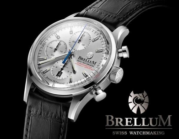 BRELLUM Duobox Chronometer watch