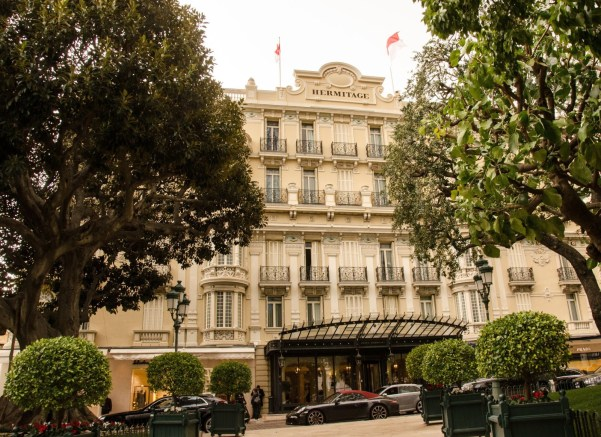 Ateliers Demonaco Boutique in the Hotel Hermitage Monte-Carlo in Monaco