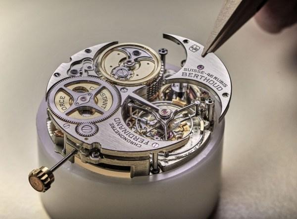 FERDINAND BERTHOUD FB 1.3 Limited Edition watch movement