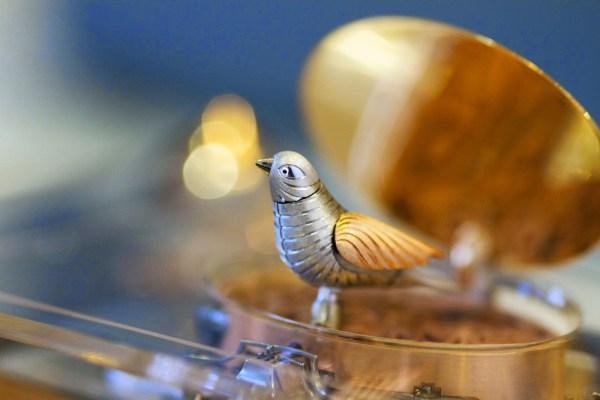 Frères Rochat Singing Bird Automata