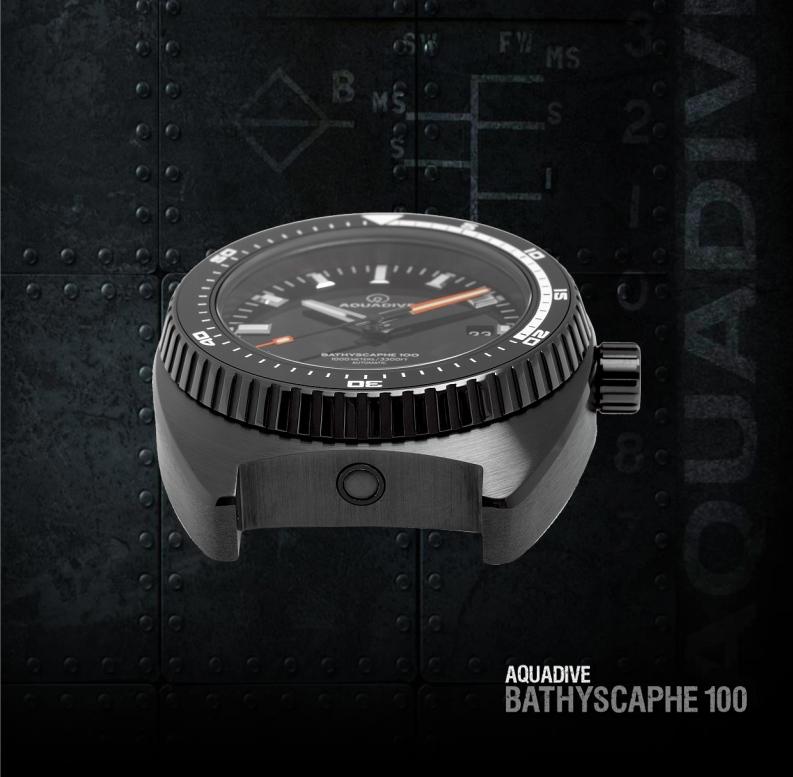 AQUADIVE BATHYSCAPHE 100