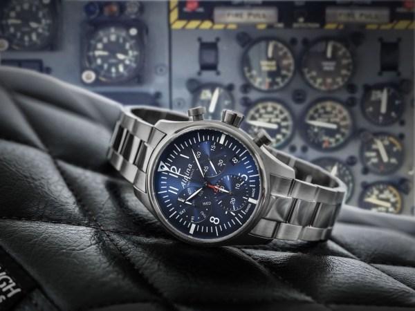 Alpina Startimer Pilot Chronograph Quartz