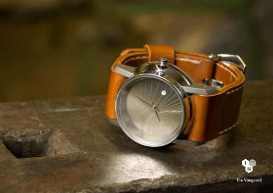 Industrial North Design Watches The Vanguard