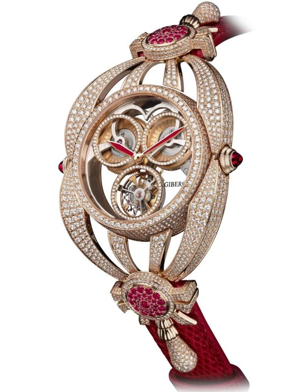Giberg Haute Horlogerie Niura watch