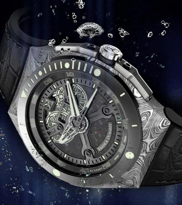 Franck Dubarry Diver