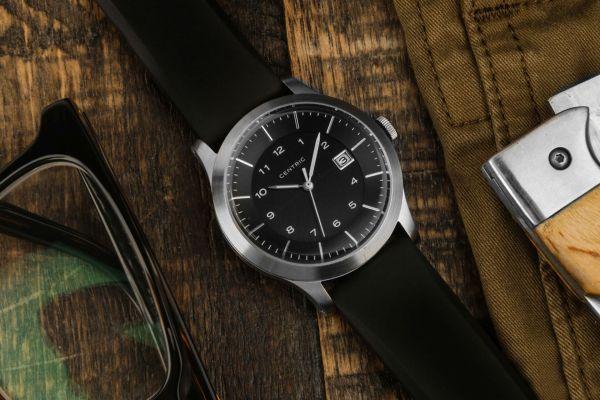Centric Instruments Lightwell - Solar-Powered Field Watch