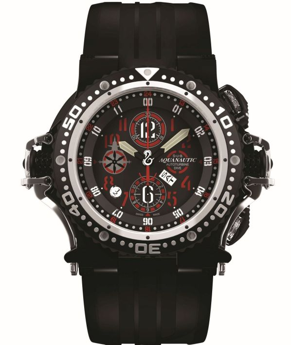 Aquanautic Superking diving watch