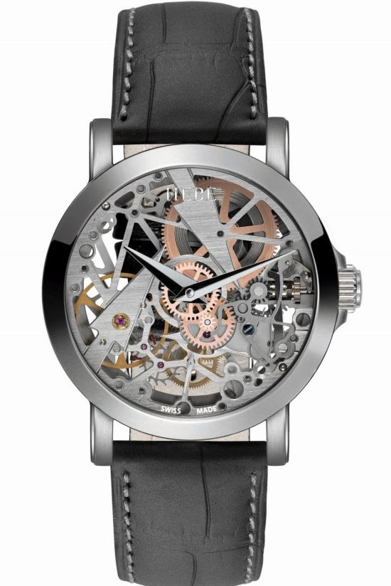 HEBE 'Arrows of Time' Skeleton Watch Collection