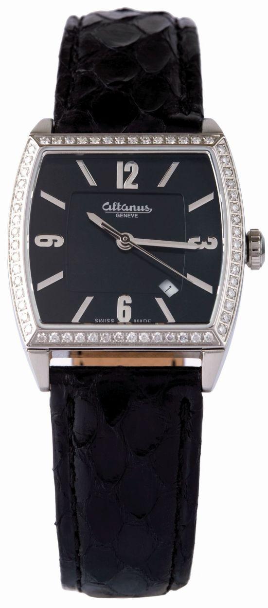 Altanus Full Diamond Ladies Master T watch