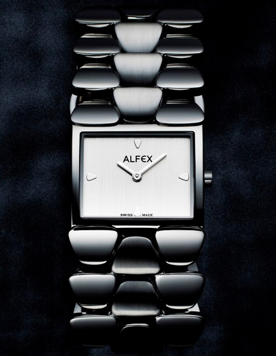 Alfex Lizard Watch – Design by Georg Plum