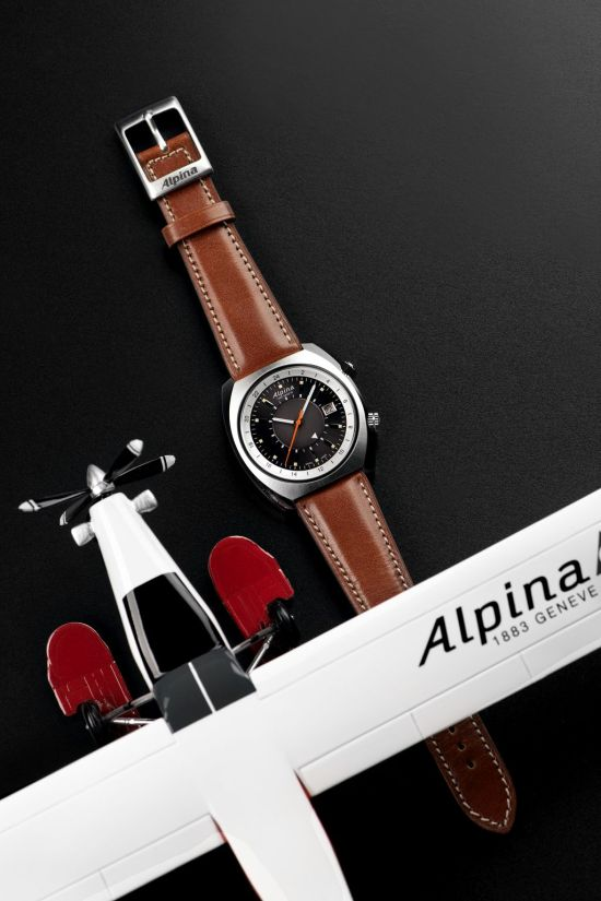 Alpina New Startimer Pilot Heritage Models (2018)