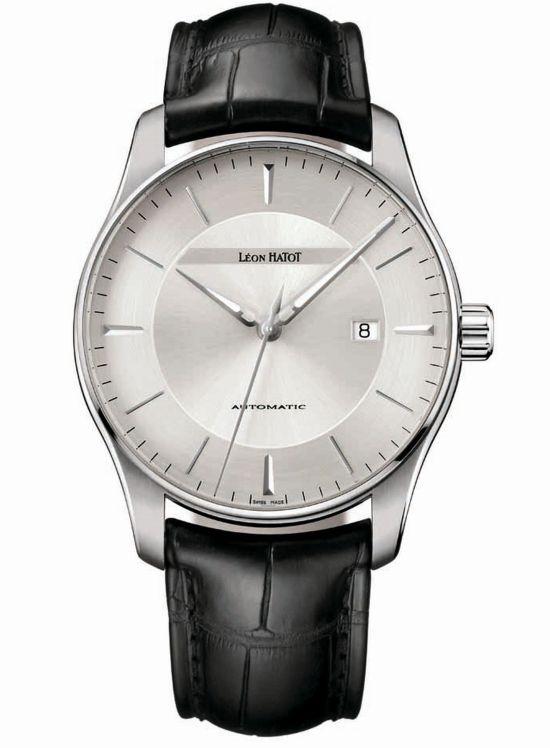 Léon Hatot Men's Classic automatic watch
