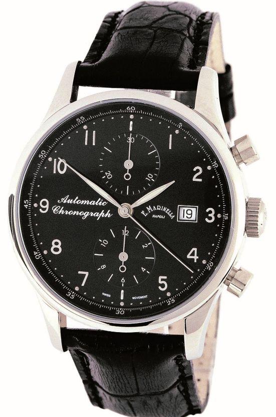 E. MARINELLA Piazza Vittoria Automatic Chronograph watch