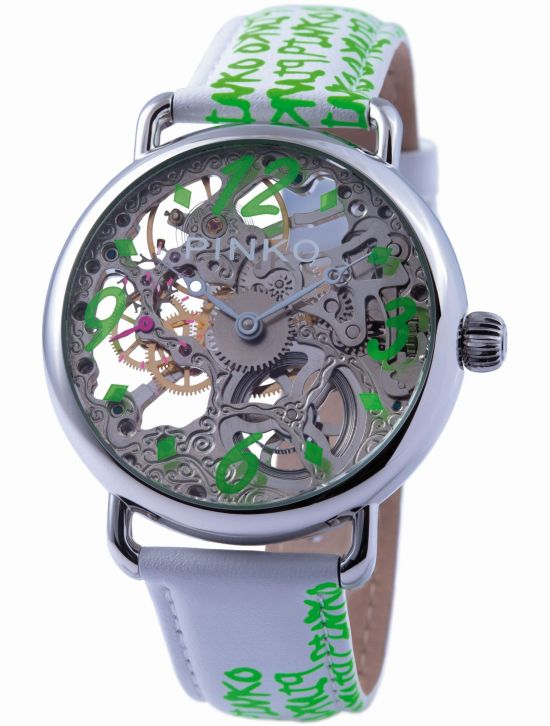PINKO Watches Pianoforte Collection (green model)