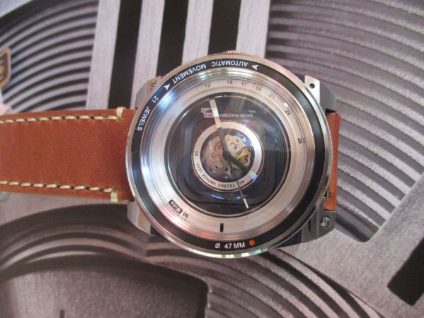 Review of TACS AVL2 (Automatic Vintage Lens 2) Watch