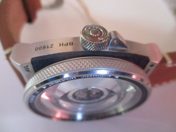 TACS AVL2 (Automatic Vintage Lens 2) Watch