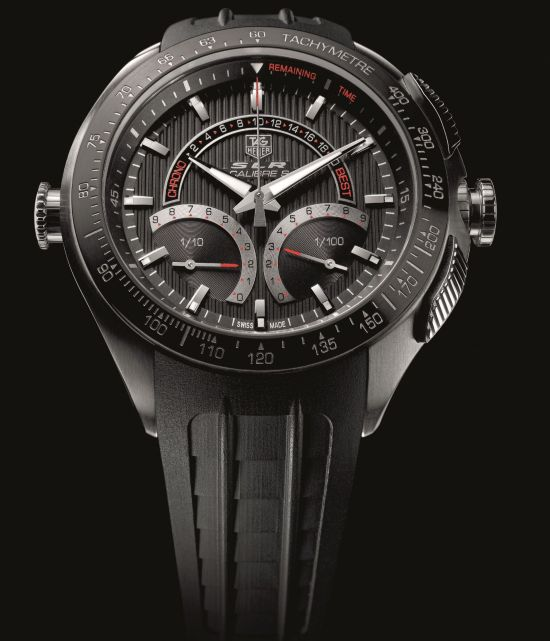 f0bc7e049dc A Brief History of SLR Chronograph. 2004: The SLR Chronograph Calibre 36 R  by TAG Heuer