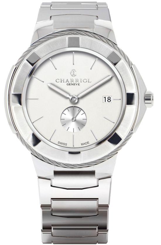 CHARRIOL CELTIC®43mm QUARTZ watch