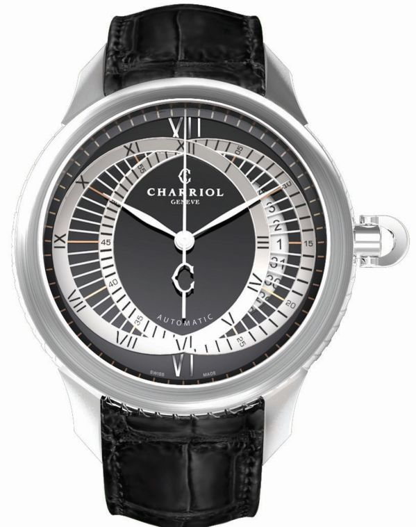 CHARRIOL COLVMBVS ™ POWER RESERVE watch