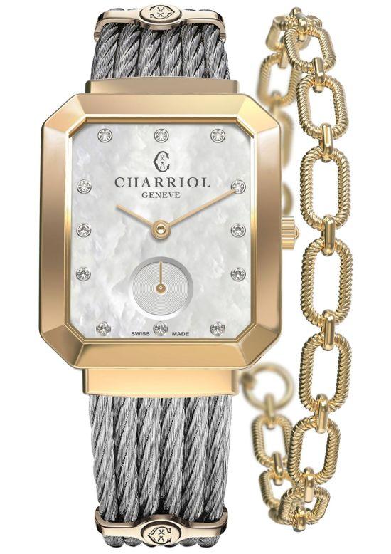 CHARRIOL ST-TROPEZ™ MANSART watch