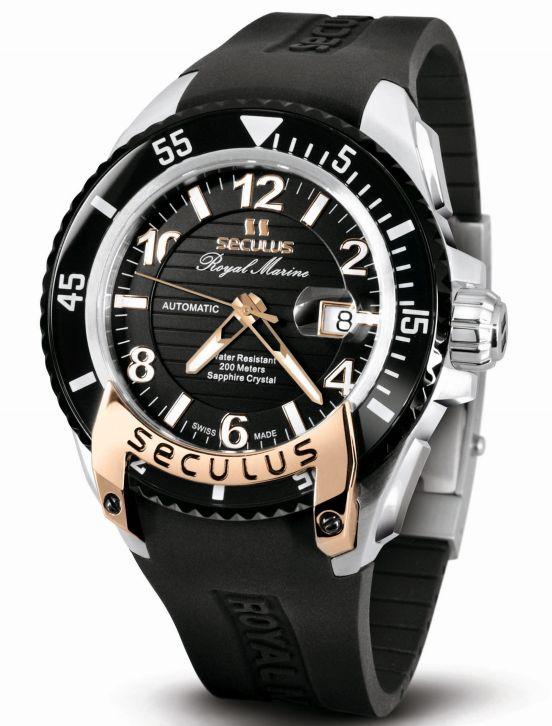 SECULUS Royal Marine Limited Edition