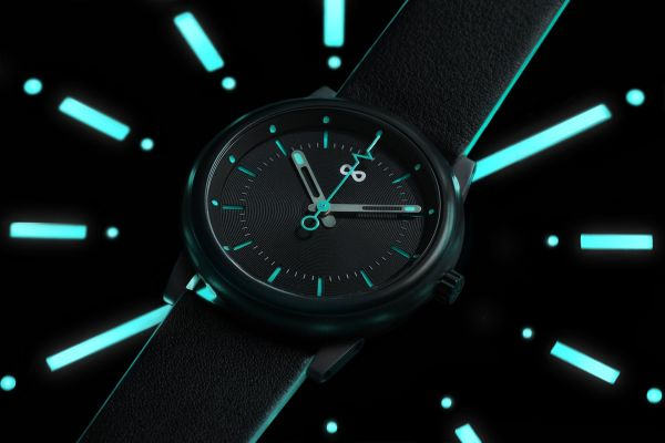 Divided By Zero Gamma series watch collection