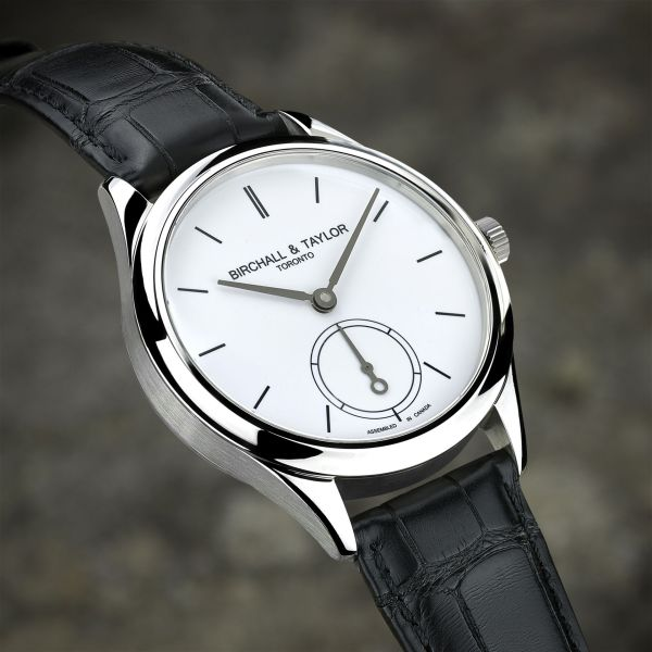 Birchall & Taylor Reference 1 watch made in Toronto canada