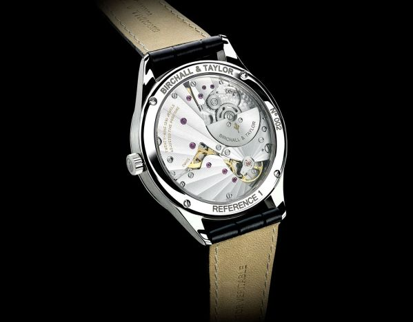 Birchall & Taylor Reference 1 watch swiss made Vaucher micro-rotor movement