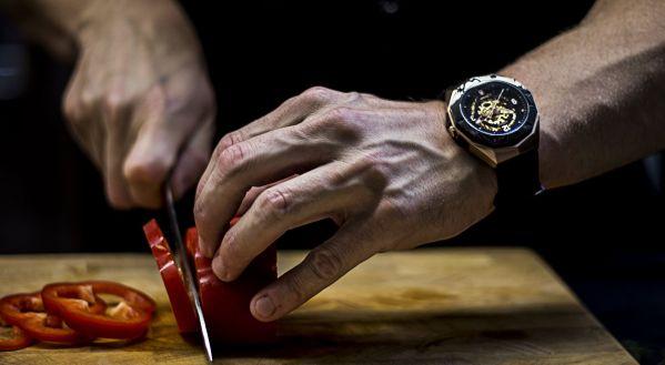 Miami Watch Company Strangr Katana Knife & Watch Collection