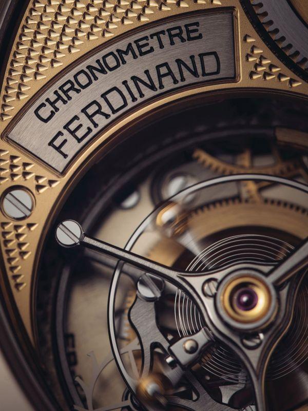 "Chronométrie Ferdinand Berthoud ""Oeuvre d'Or"" Collection"