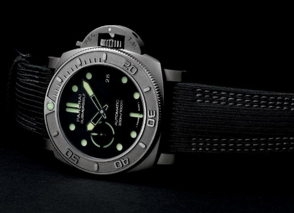 Panerai Submersible Mike Horn Edition