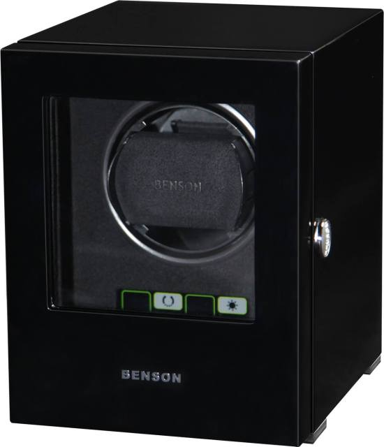 Benson Watchwinders Black Series