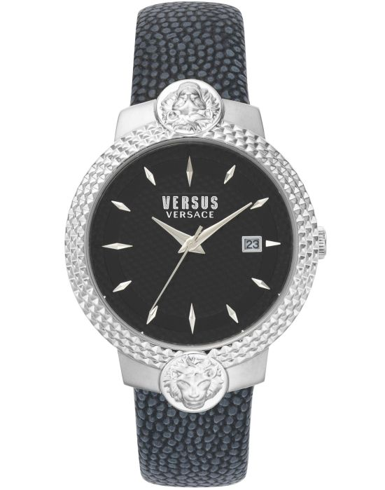 9d4355d497b3b This new women s watch from Versus Versace is chic and sophisticated – but  with a dose of sass – and keeps the Versus Versace edge with two Lion Heads  in ...
