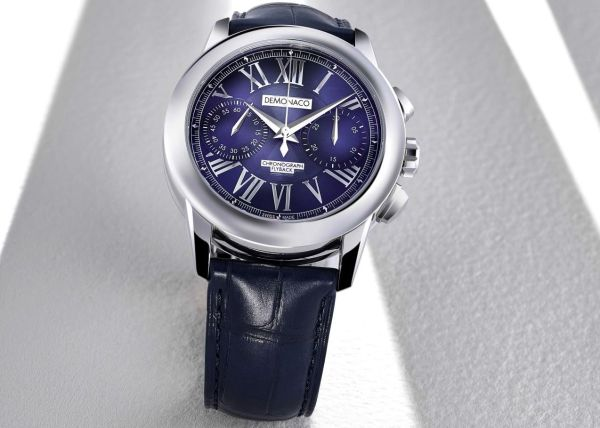Ateliers deMonaco Admiral Chronographe Flyback Armure Collection
