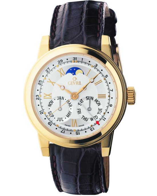 GEVRIL Soho Deluxe Limited Edition watch