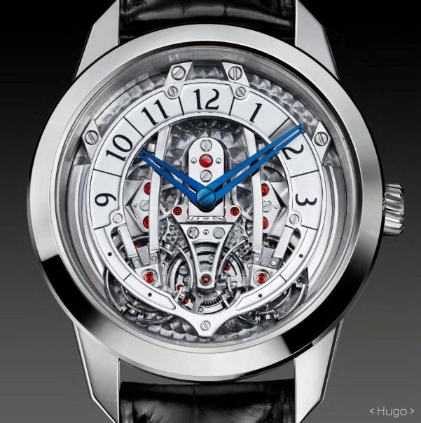 A. Favre & Fils Phoenix 10.3 (Twin Regulator with Differential Gear) watch