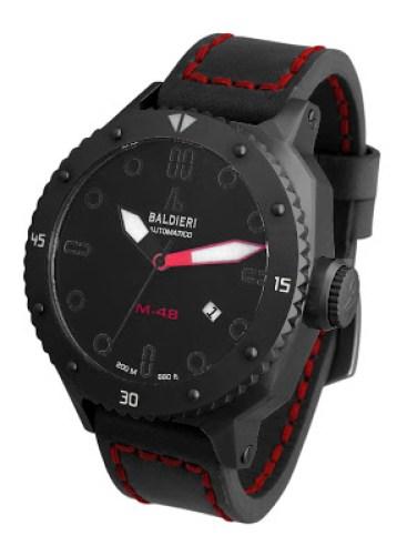 Alessandro Baldieri MAGNUM M48 Automatic watch