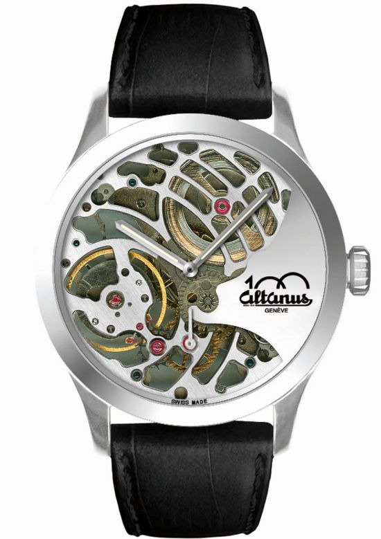Altanus Sculpture Limited Edition mechanical watch